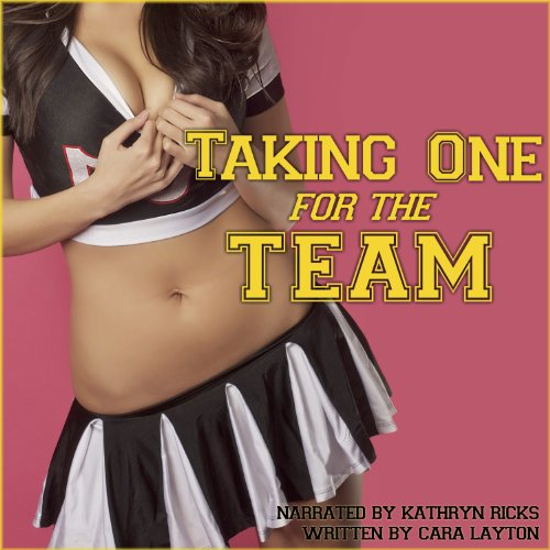Taking One for the Team audiobook cover art