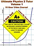 Ultimate Physics 2 Tutor: Thermodynamics - Vol. One ( Three Disk Edition)