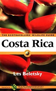 Costa Rica: The Ecotraveller's Wildlife Guide (Ecotravellers Wildlife Guides)