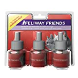 Feliway Pack Friends Recharge 3 X 48 Ml