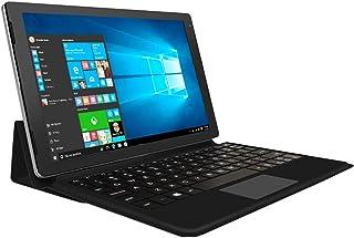 【2010 Office/Windows10標準搭載】EZpad 7 タブレットPC 2in1 タブレットノートパソコン 10.1インチ IPS FHD 静音CPU Z8350 4GBRAM/ ROM64GB無線LAN内蔵、Chrome/日本語...