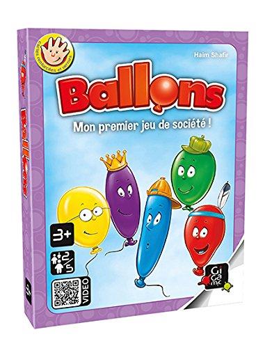 Jeu de Cartes - Ballons