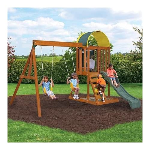 Cedar Summit Playset Amazon Com