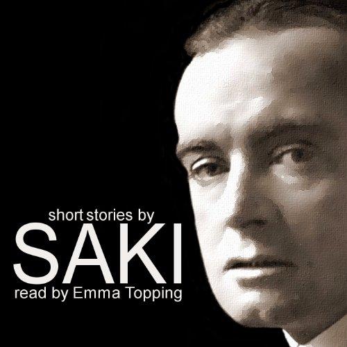 『Short Stories by Saki』のカバーアート