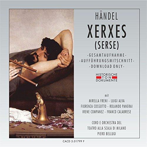 Xerxes, zweiter Akt: Ah, chi voler Fiora