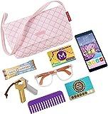Fisher-Price Strut 'n Style Bag, 8-Piece Pretend Play Set