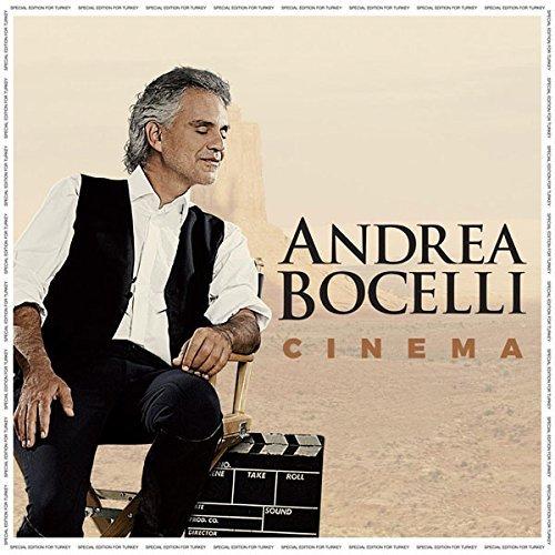 Andrea Bocelli: Cinema (PL) [CD] by Andrea Bocelli (2015-08-03)