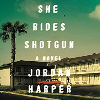 She Rides Shotgun audiobook cover art