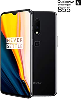 Oneplus 7 (GM1900) Dual SIM 256GB+8GB RAM (Mirror Grey/ミラーグレー) SIMフリー 6.41インチ AMOLED 19.5:9大画面(2340 x 1080)