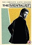 Mentalist: Season 6 [Edizione: Regno Unito] [Italia] [DVD]