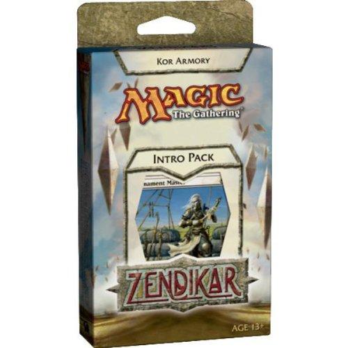 Magic Zendikar Armurerie Kor Deck