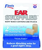 Flents By Apothecary Products, Inc. Flents Ear Stopples Soft Wax-cotton Ear Plugs, 2-Count (Pack of 6)