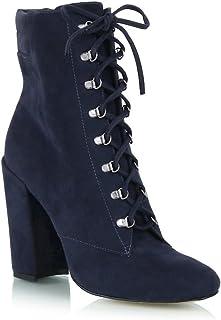 6be28d820624b Moda - Azul - Botas / Calçados na Amazon.com.br