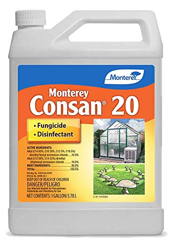 Monterey LG 3240 Consan 20 Concentrate Weed Killer, 1 Gal, Clear