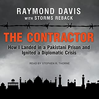 The Contractor cover art