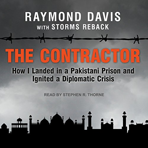 The Contractor audiobook cover art