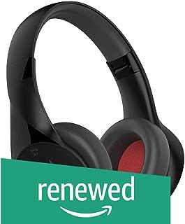 (Renewed) Motorola Pulse Escape Wireless Over-Ear Headphones - Black