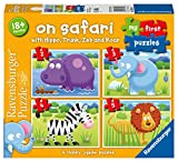 Ravensburger - My First Puzzle, Safari (07301)