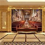 Anpassen 4D Tapeten Wandbilder Wanddekoration,Notre Dame