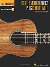 Hal Leonard Ukulele Method Book 1 Plus Chord Finder