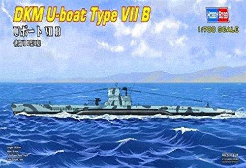 U-Boat Uss Ssn-23 Jimmy Carter 1:700 Barco de u Hobbyboss