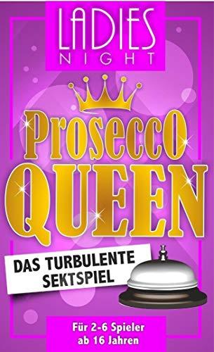 Prosecco Queen: Das turbulente Sektspiel.