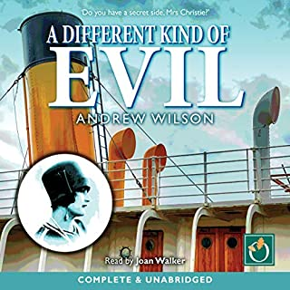 A Different Kind of Evil cover art
