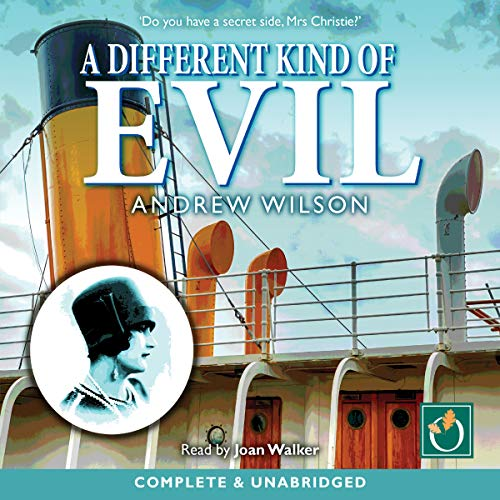 A Different Kind of Evil audiobook cover art
