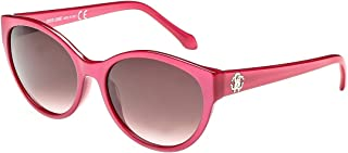 Roberto Cavalli Cat Eye Pink Women's Sunglasses