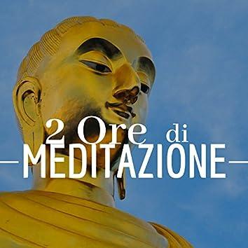 2 Ore di Meditazione - Musica Buddista Rilassante, Suoni della Natura, Pioggia, Mare, Suoni d'Acqua