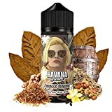 Havana Dream - Tobacco Reserve E-Liquid | 100ML | Sin Nicotina: 0mg | 70VG/30PG | E-Liquido para Cigarrillos Electronicos | Vaper | E Cigarette | E Shisha