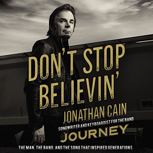 Don't Stop Believin' audiobook cover art
