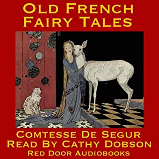 Old French Fairy Tales cover art