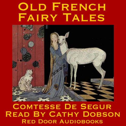 Old French Fairy Tales audiobook cover art