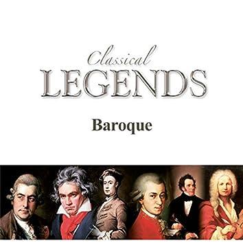 Classical Legends Baroque