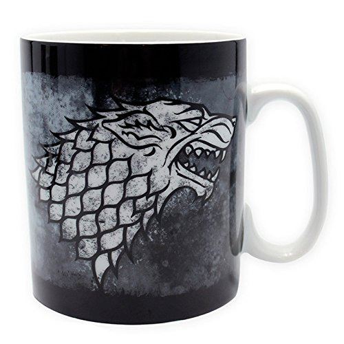 ABYstyle - GAME OF THRONES - Taza - 460 ml - Stark