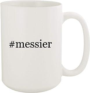 #messier - 15oz Hashtag White Ceramic Coffee Mug