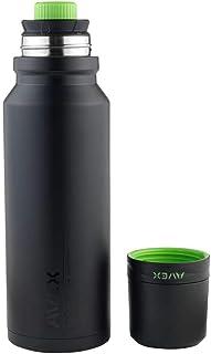"Avex 3Sixty Pour Thermal Bottle"" (1200 Ml) Black"