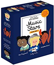 Little People, BIG DREAMS: Music Stars: 3 books from the best-selling series! Ella Fitzgerald - Dolly Parton - Josephine B...