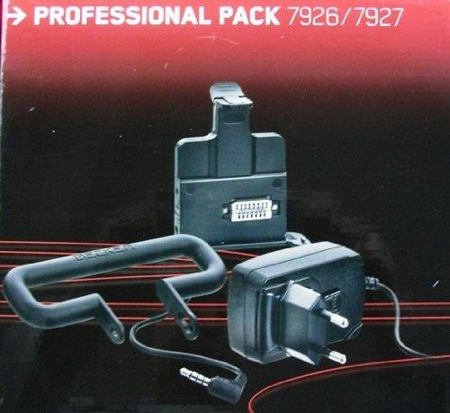 Becker Professional Pack 7827 7977 7926 7927 Z200 Z250 besteht aus TMC Bügelantenne / Netzlader / Adapter UK und DE / Active Cradle / Active Halterung