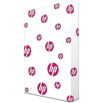 HP Paper Printer Paper 11x17 paper MultiPurpose 20 lb 1 Ream 500 Sheets 96 Bright Made in USA FSC Certified Copy Paper Compatible 172001R, White