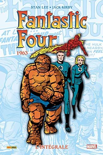 Fantastic Four: L'intégrale 1963 (T02 Nouvelle édition)
