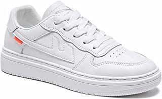 CROSS FINGER Men's Sneakers Casual White Shoes