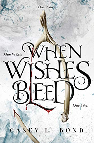 Book Cover for When Wishes Bleed