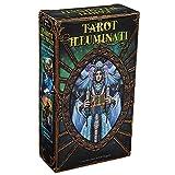 Kit de Illuminati Tarjetas Tarot,Illuminati Kit Tarot Cards