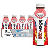 BODYARMOR LYTE Sports Drink Low-Calorie Sports Beverage, Berry Punch, Natural Flavors With Vitamins, Potassium-Packed Electrolytes, No Preservatives, Perfect For Athletes, 16 Fl Oz (Pack of 12) by Body Armor Nutrition LLC