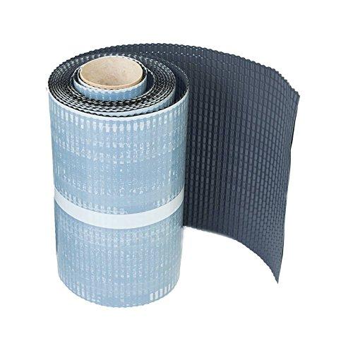 Easy Trim   Cable R intermitente   techo sin plomo   450 mm x 5 m   Repuesto de plomo autoadhesivo texturizado