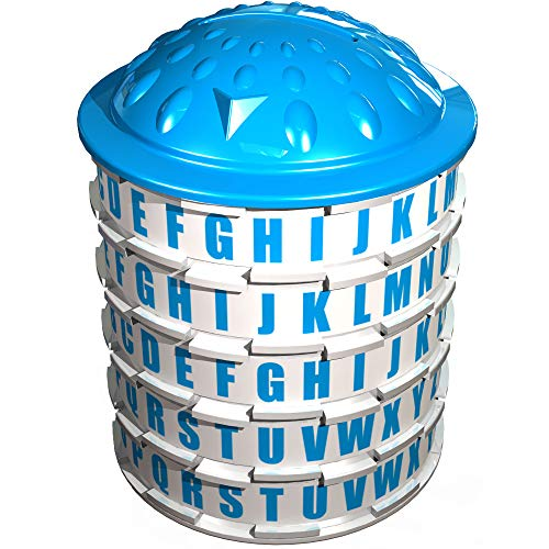 4Thought Products Puzzle Pod Mini - Gift Puzzle Box, Cash and Gift Card Holder, Brain Teaser Money Puzzle and Coin Bank Cryptex