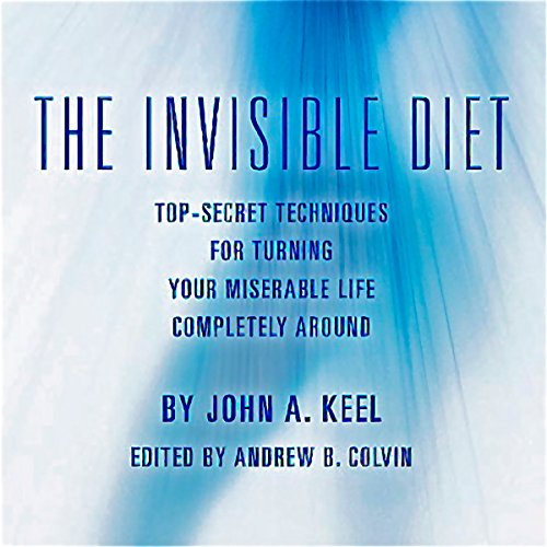 The Invisible Diet audiobook cover art