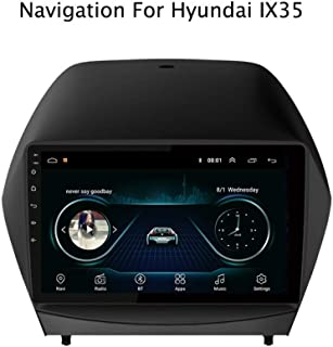 OUYI IPS 2.5D Car Radio Multimedia Video Player GPS Navigation System Android 8.1 For Hyundai IX35 2009 2010 2011 2012-2015 Stereo